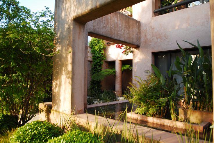 Arquitectura - Paisajismo - Ricardo Pereyra Iraola - Buenos Aires - Argentina - Casa - Paisajista - Estanque - Agua