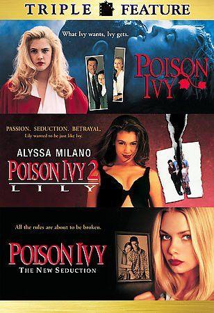 POISON IVY/POISON IVY 2/POISON IVY 3