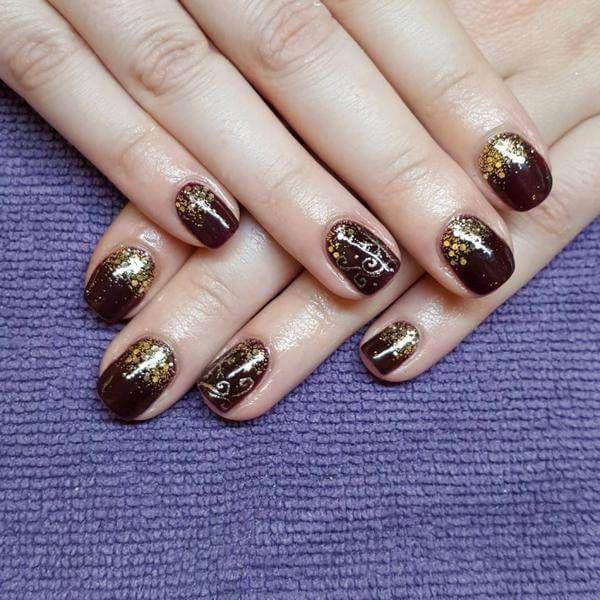 Gold rebel flag nail art for short nails - 82 Best Nail Art Images On Pinterest Nail Scissors, Nail Art