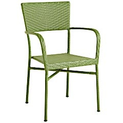 Pier 1 Stacking Armchair Green Practical And Affordable For My Porch Pier 1 Imports