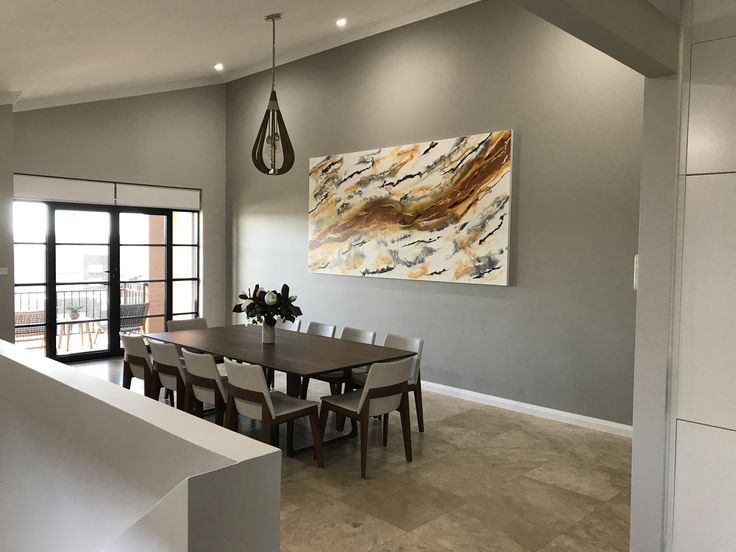 Artwork by Glenn Farquhar 300cm x 150cm created at Art Fusion Studio & Gallery Sydney acrylic on canvas #artfusion #artfusionart #interiordesignart #artideas #interior #design #decorart #artwork #artlessons #artsydney #artstudio #artist #art #customart