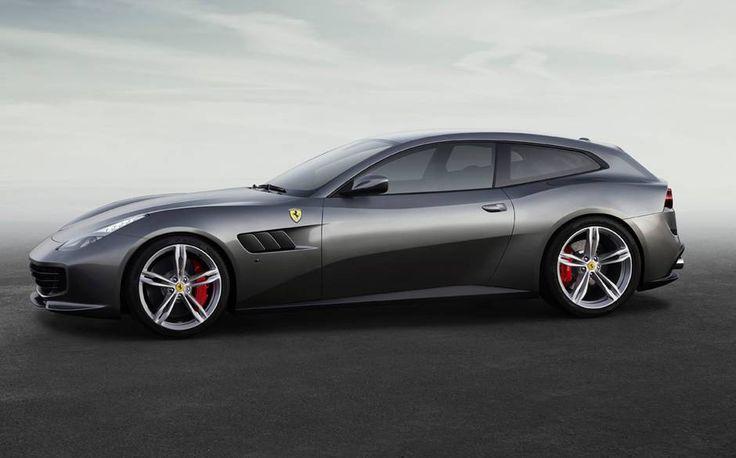 Ferrari GTC4 Lusso to debut at Geneva Motor Show - Telegraph