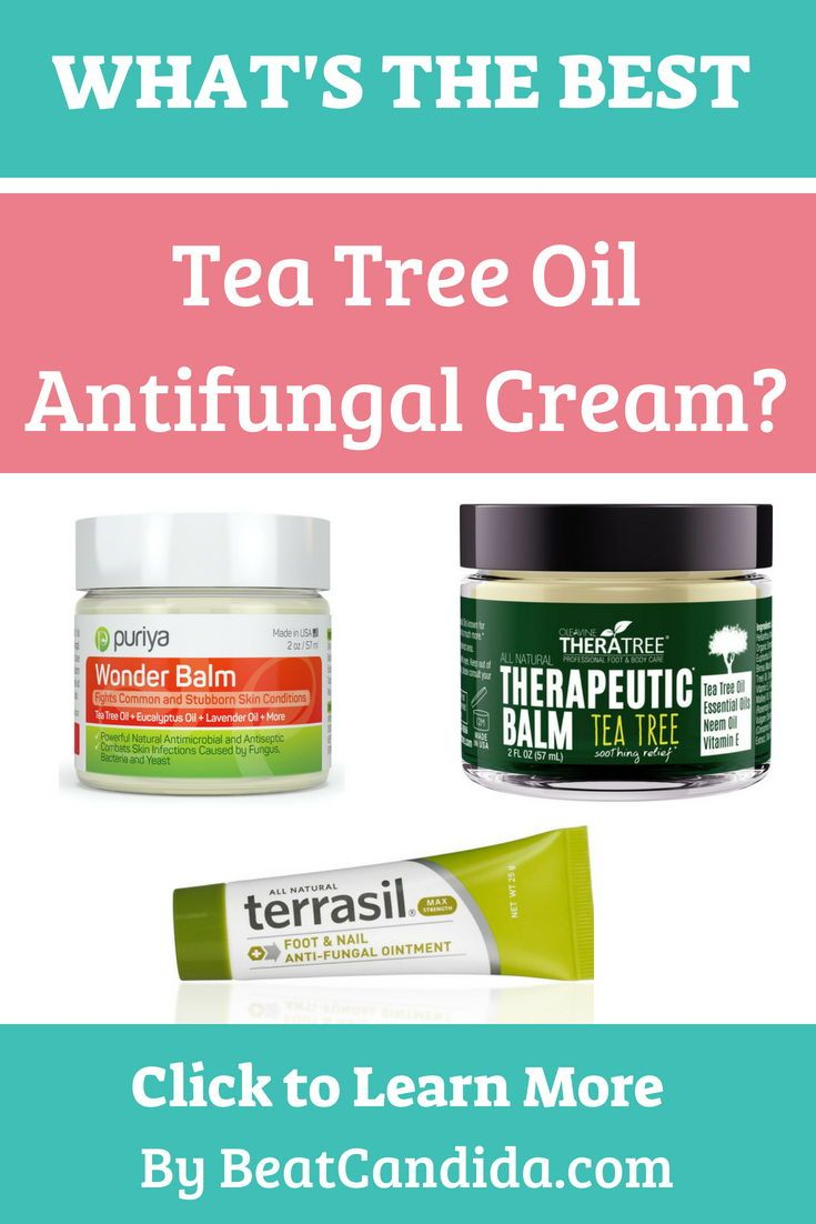 Did You Know That An Antifungal Cream With Tea Tree Oil Can Relieve Your Yeast Infection Symptoms Find O Antifungal Cream Yeast Infection Cure Yeast Infection