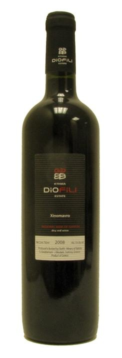 Xinomavro, Dio Fili Estate - 2008, --On a Mission to find it! someone told me about this one!