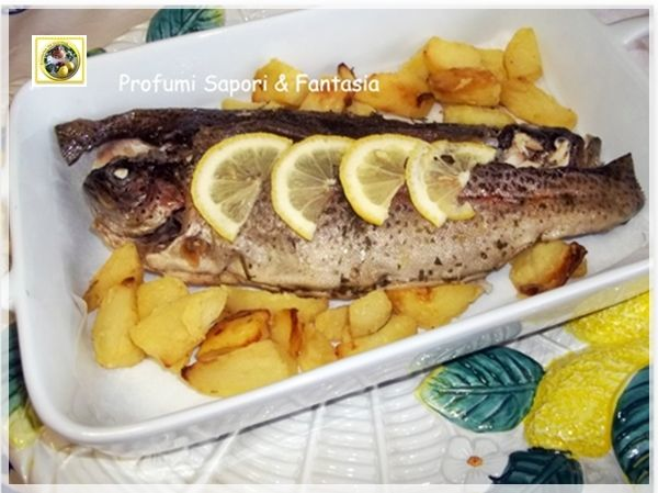 Pesce: cuocere al forno, piatti da servire direttamente dal forno anche questo post elenca le varie modalità di cottura, gli ingredienti d'accompagno giusti