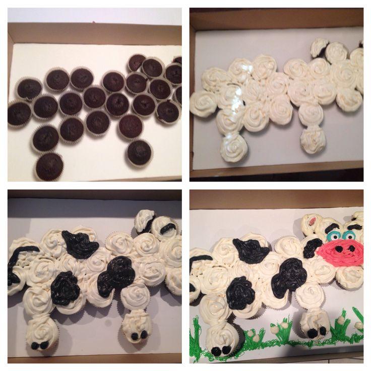 Dit is helemaal koek en ei! Benieuwd hoe je cupcakes en koeien kan combineren?…