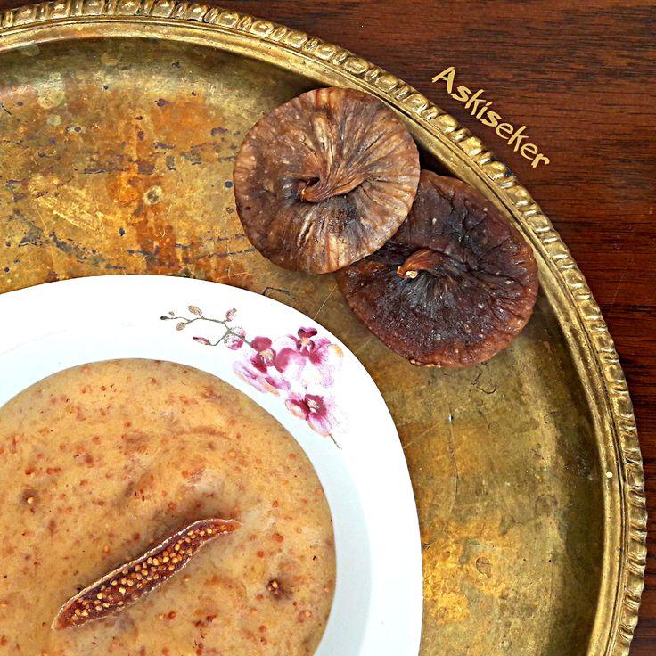 İNCİR UYUTMASI kolay lezzetli yöresel denenmiş tatlı yemek hamurişi tarifleri