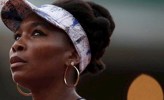 Úleva pro Venus Williamsovou. Za nehodu na Floridě podle důkazů nemohla