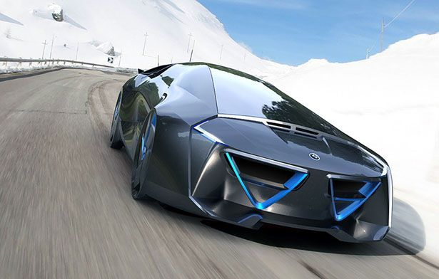 BMW 'Shooting Brake' Concept Car for the year 2025 is a graduation project of EB Fang. It's a design study to develop a wagon transportation that features spacious interior yet with a dynamic appearance.