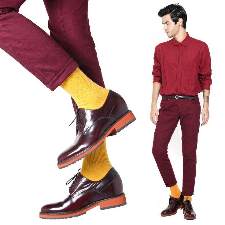 """""""Vienna"""", les chaussures réhaussantes GuidoMaggi. Des centimètres en plus, sans sacrifier le confort de vos pieds ! http://www.chaussuresrehaussantes.fr/collection-de-luxe/chaussures-habillees/vienna-detail"""
