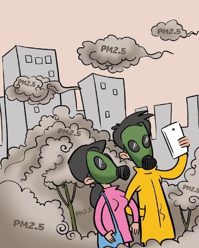 Правила выживания в Китае во время смога [Китай не жалеет сил для развития экономики, однако побочные эффекты такого процесса налицо. Бронхит, астма и даже рак легких можно заработать, просто вдыхая загрязненный воздух. Для того, чтобы ваша длительная командировка или путешествие не закончились в больничной палате, рекомендуем не забывать о простых правилах защиты здоровья]