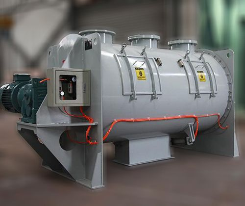 2,000 Liter Mixer with Pneumatic Valve