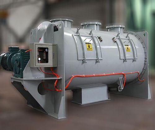 2,000 Liter Mixer with Pneumatic Valve