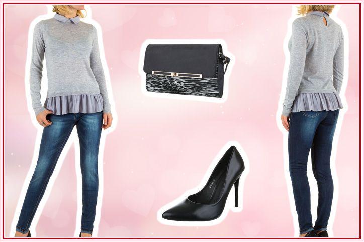 Coole Eleganz – Jetzt schwarze Stiletto-Pumps günstig online shoppen und Deinen Classy Style perfektionieren!