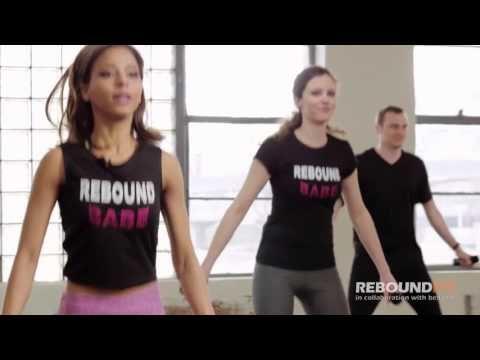 Minitrampolin Übungen - deine-ernaehrung.de