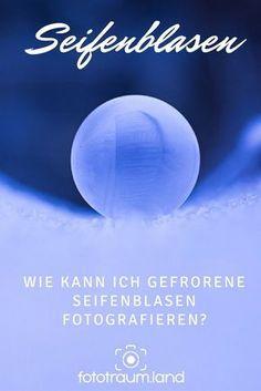 Seifenblasen im Winter – ein echter Hingucker – Joachim Jautze