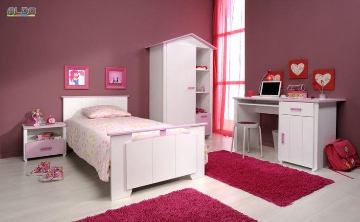 Dětský pokoj Biotiful pink I