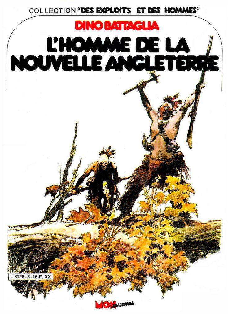 L'homme La Nouvelle Angleterre (Dino Battaglia)...