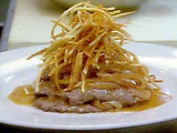 Picture of Steak with Smothered Caramelized Onion (Bistec Encebollado) Recipe
