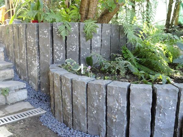 PAYSART sur ComBoost, album photo Retenue de terre, enrochement, mur,muret, bordure: - PAYSART