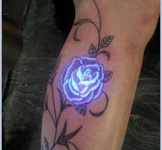 14 best purple rose tattoo meaning images on pinterest purple rose tattoos artist and artists - Tatouage rose signification ...