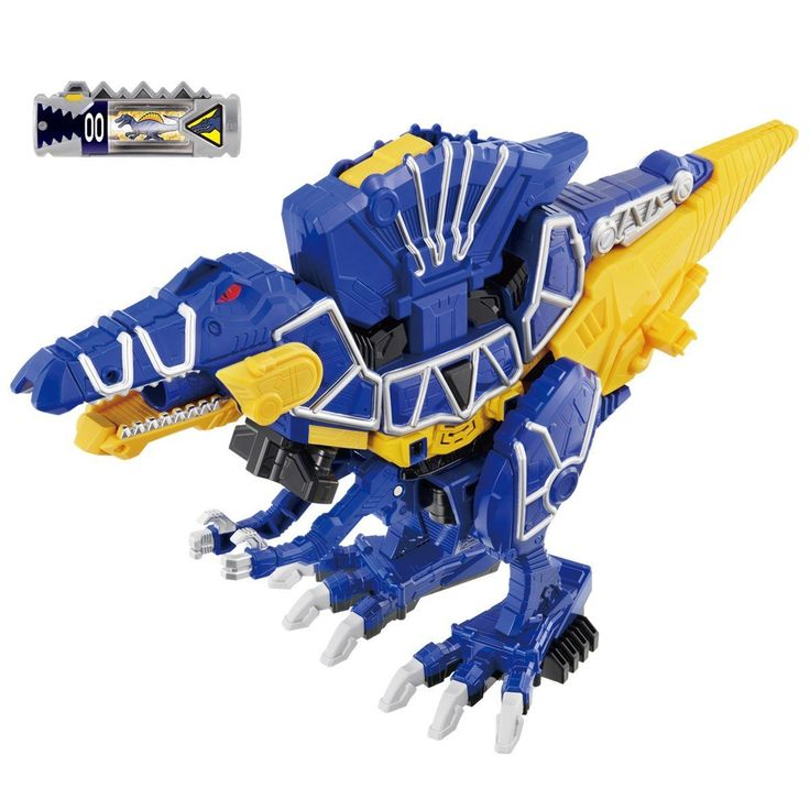 Power Rangers Dino Charge Zord:  Kyoryuger Tobasupino (Power Rangers Toys)