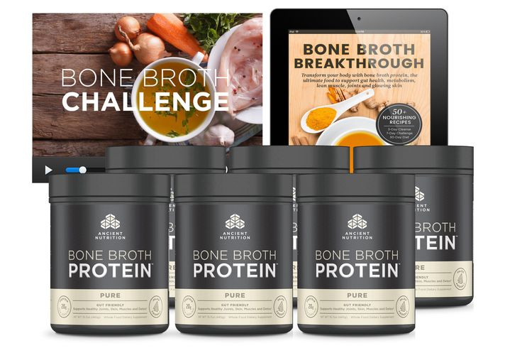 Bone Broth Protein.... I'm interested in trying this.