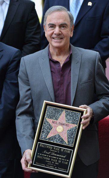 Neil Diamond August 11, 2012