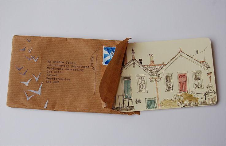 86 best writing snail mail images on pinterest cards - Decoraciones gramar ...