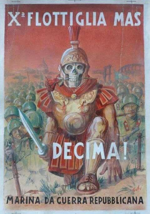 Order of The Rose. Italia Legion.