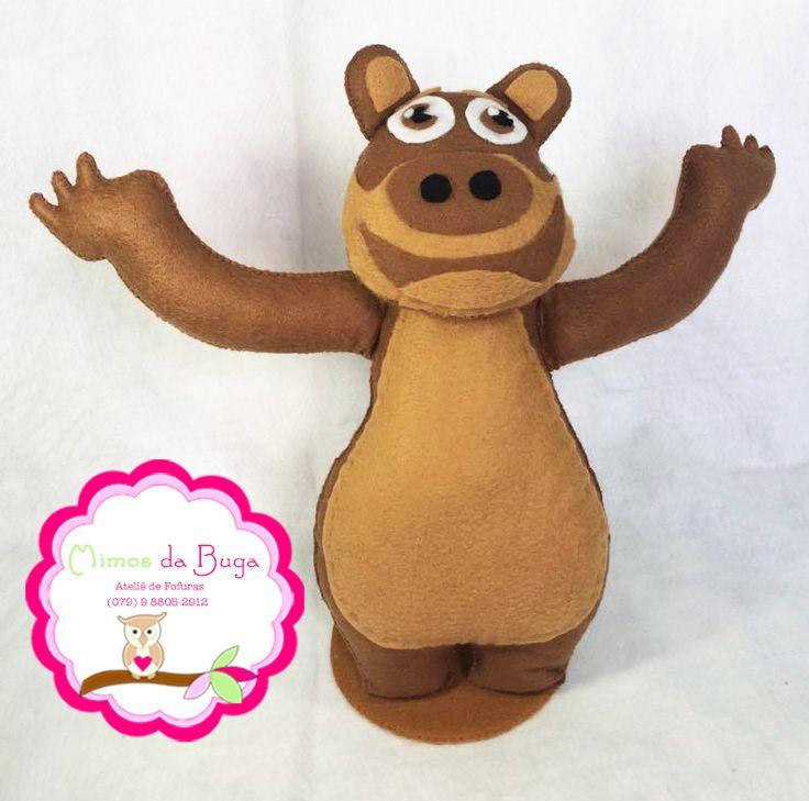Mundo Bita-Urso-35cm