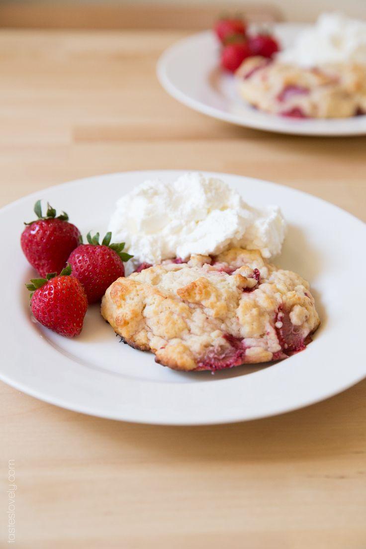 Shortcake Biscuits on Pinterest | Short cake, Strawberry shortcake ...