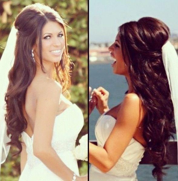 Wedding hair !