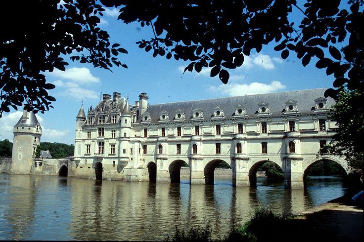 Francia, i Castelli della Loira: il Castello di Chenonceaux