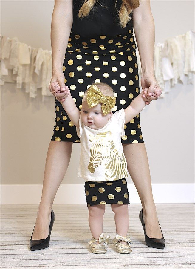 Mommy and Me Pencil Skirts | New Sizes