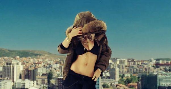 Rita Ora - Shine Ya Light #video
