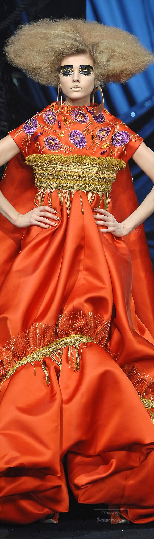 Christian Dior Haute Couture - Spring 2008
