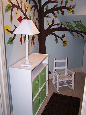 Under the stairs toy room!Iheart Organic, Kids Room, Painting Trees, Trees Murals, Plays Area, Bring Delight, Toys Storage, Toys Room, Delight Order
