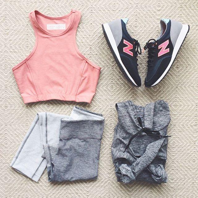 CUTE workout gear / LivvyLand