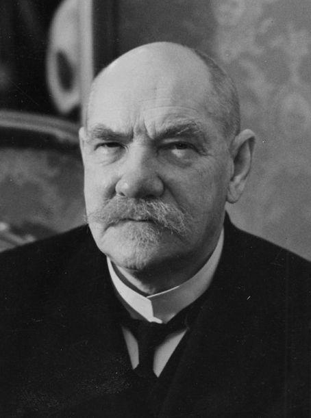 Suomen presidentti nro 3. Pehr Evind Svinhufvud, 3. president of Finland, 1931-1937
