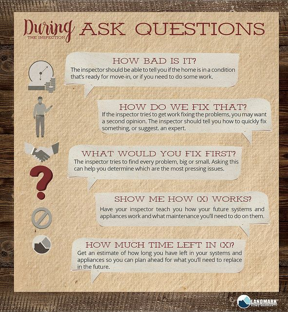 Questions To Ask During A Home Inspection best 10+ home inspection ideas on pinterest | house inspection