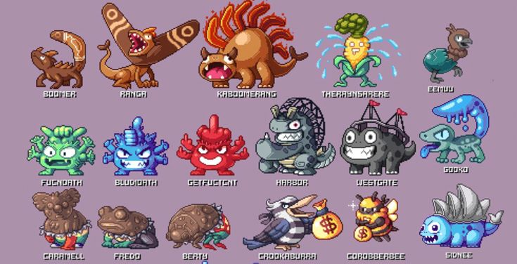 Absolute genius, Paul Robertson AKA @probbz has re-created the original Pokedex by introducing 151 brand new Pokemon that are all Australian themed. Paul Robertson is best known for his work on Rick & Morty, Gravity Falls and Scott Pilgrim VS. The World: The Game. Brand new favourites such as Pavlover, Lamintonne, Canetode, Timmtamm, Flamingalaa, Cockatwo and …