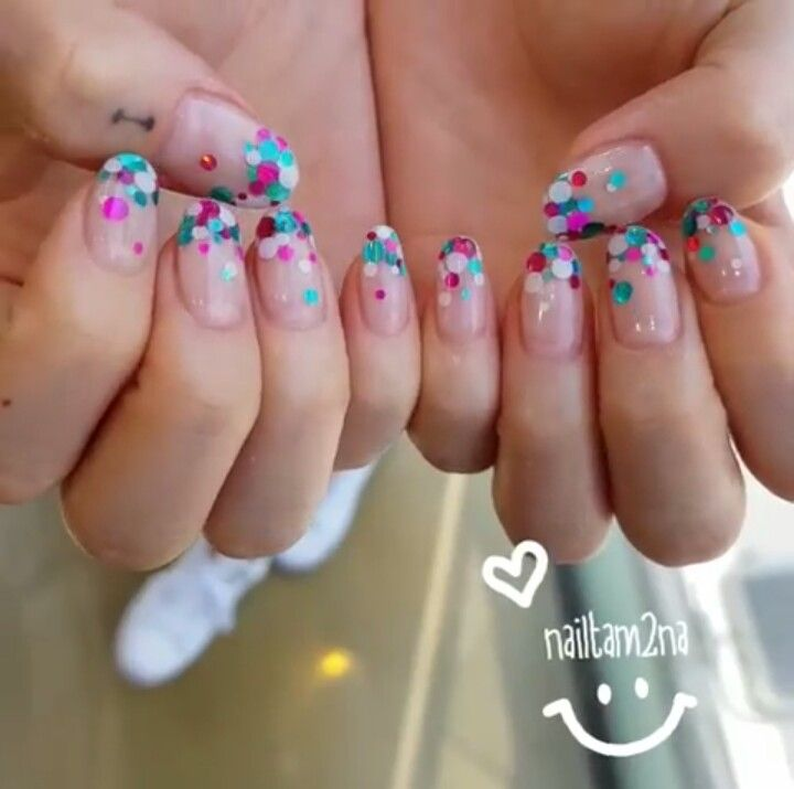 77 best snsd nails images on pinterest nail art nailart and nail inspo snsd instagram nailart prinsesfo Image collections