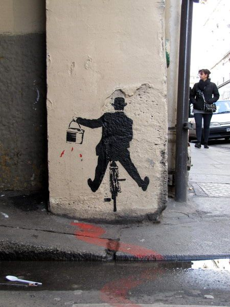This is Art, not Mine nor yours, but It deserves to be seen...by everyone...Share it... Nick Walker, Paris