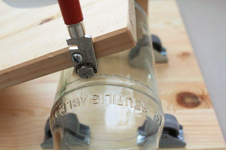25 einzigartige glasschneider ideen auf pinterest schneid flaschen flasche schneiden und. Black Bedroom Furniture Sets. Home Design Ideas