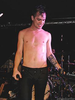 shirtless brendon urie | Tumblr