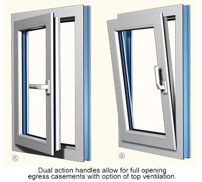 With its European engineering, the Euro Series system is among the highest performing windows on the market today. High thermal insulation values lead to cost savings and the reduction of energy use.
