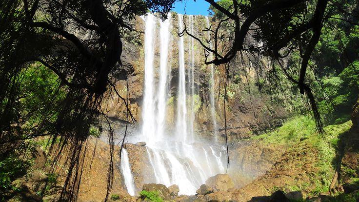Ban-awan Falls, Lawaan, Eastern Samar