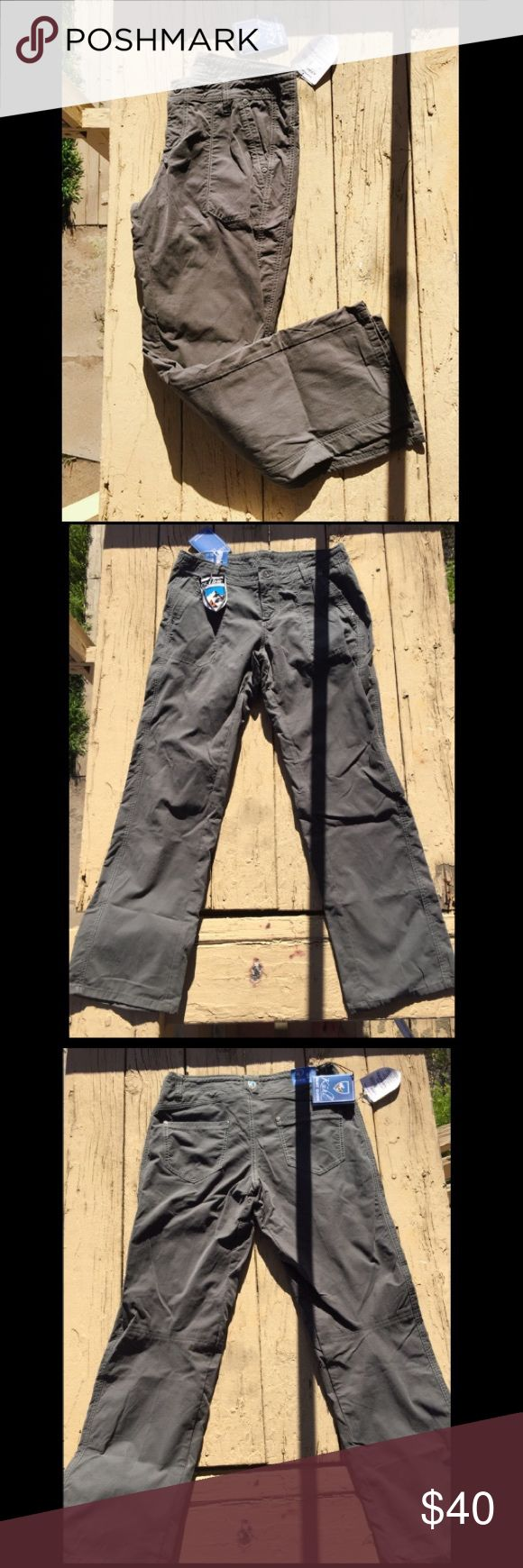 "Kendra Outdoor Pants A really amazing brand, made for all types of outdoor adventures. Brand new with tags, never been worn. Material is durable and nice. Have an inseem of 30"". Brand is Kuhl but listed as Patagonia for exposure. Bought for $80. Patagonia Pants"