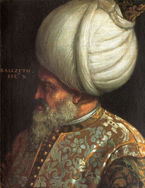 Portrait of Sultan Bayezid II of the Ottoman Empire.20 MAYIS 1481 - II. Beyazıt…